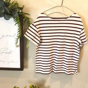 Old Navy Women's Striped T-shirt